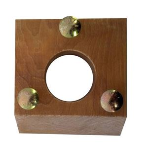 Picture of Auger Shoe Grain Supply Bearing Block To Fit John Deere® - NEW (Aftermarket)