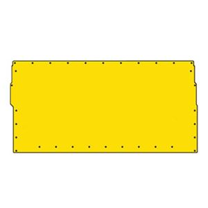 Picture of Draper Skid Plate, Poly To Fit John Deere® - NEW (Aftermarket)