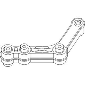 Picture of Chaffer Frame Arm To Fit John Deere® - NEW (Aftermarket)