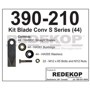 Picture of MAV Chopper Blade Kit Upgrade To Fit John Deere® - IMP