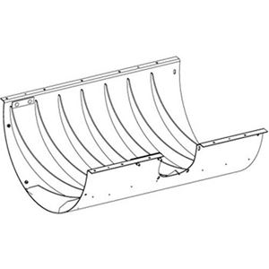 Picture of Threshing Section Cover To Fit John Deere® - NEW (Aftermarket)