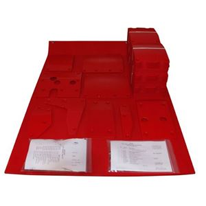 Picture of Poly Skid Shoes Kit To Fit International/CaseIH® - NEW (Aftermarket)