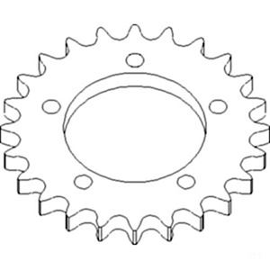 Picture of Sprocket Assembly To Fit International/CaseIH® - NEW (Aftermarket)