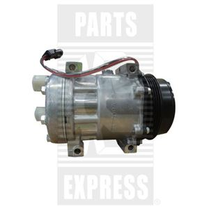 Picture of Air Conditioning Compressor To Fit Ford/New Holland® - NEW (Aftermarket)