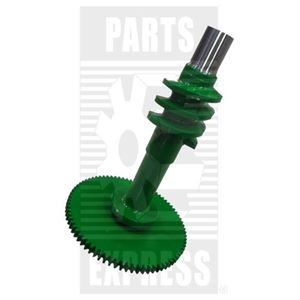 Picture of Concave Adjusting Worm Gear To Fit John Deere® - NEW (Aftermarket)