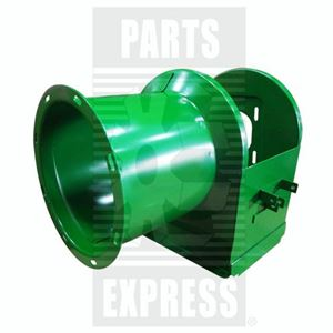 Picture of Lower Elevator Housing To Fit John Deere® - NEW (Aftermarket)