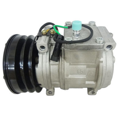 Picture of Air Conditioner, Compressor To Fit John Deere® - NEW (Aftermarket)