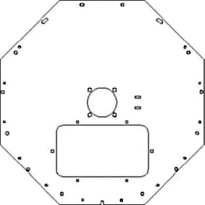 Picture of Cylinder Cover Assembly To Fit AGCO® - NEW (Aftermarket)