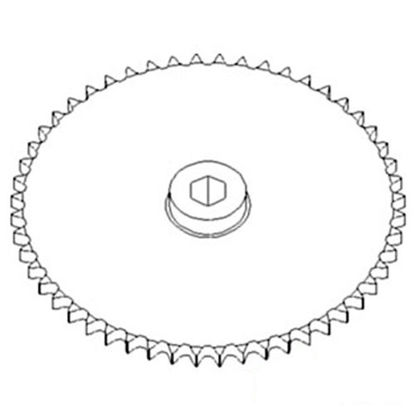 Picture of Row Unit Sprocket To Fit John Deere® - NEW (Aftermarket)