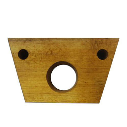Picture of Wood Bearing Block Auger Shoe, Grain Supply To Fit John Deere® - NEW (Aftermarket)